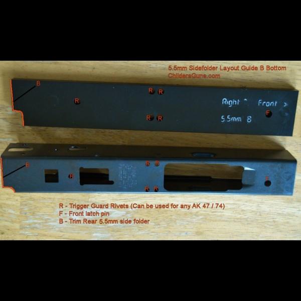 5.5mm Sidefolder B Layout Guide