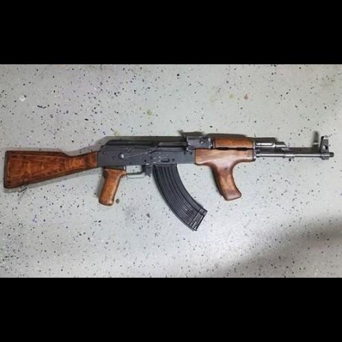 Apex Gun Parts - Employee Build Romanian AK