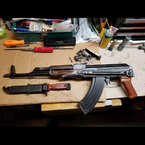 Customer Build - Polish AKMS Underfolder
