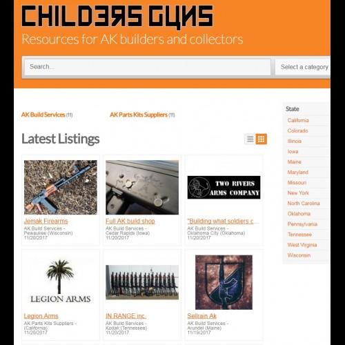Childers Guns AK Resources