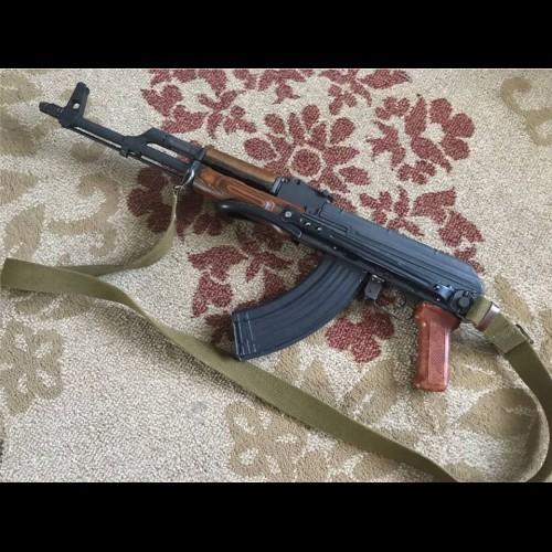 Customer Build - Polish AKMS original barrel kit
