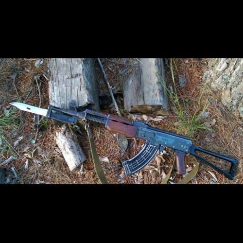 Chopped M72 4.5mm SF with M76 FSB
