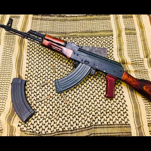 Customer Build - Russian AKM