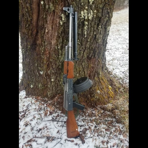 Customer Build - Yugo M72