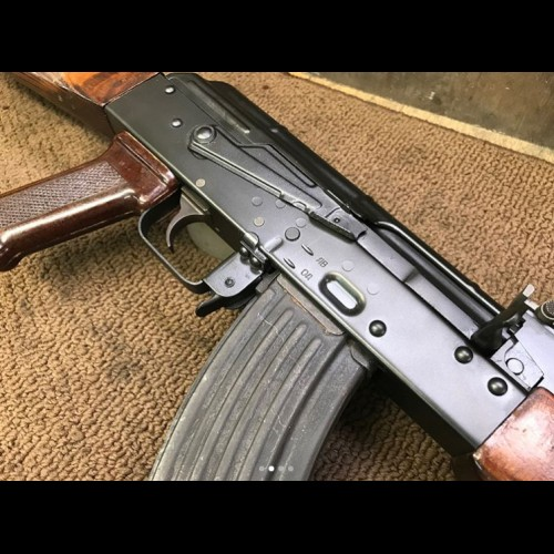 In Range Inc 1968 Tula AKM