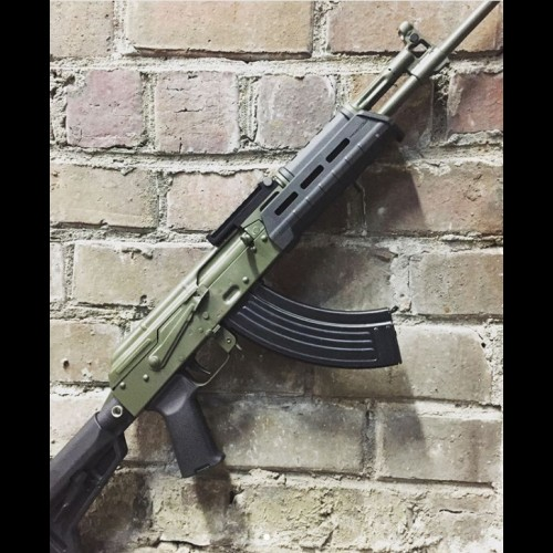 Meridian Ordnance - Custom AKM build