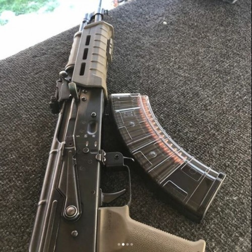 Customer Build - Tactical Romanian AK
