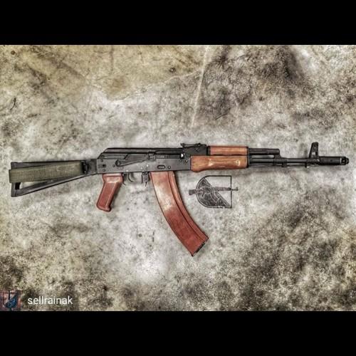 Sellrain AK - AK 74