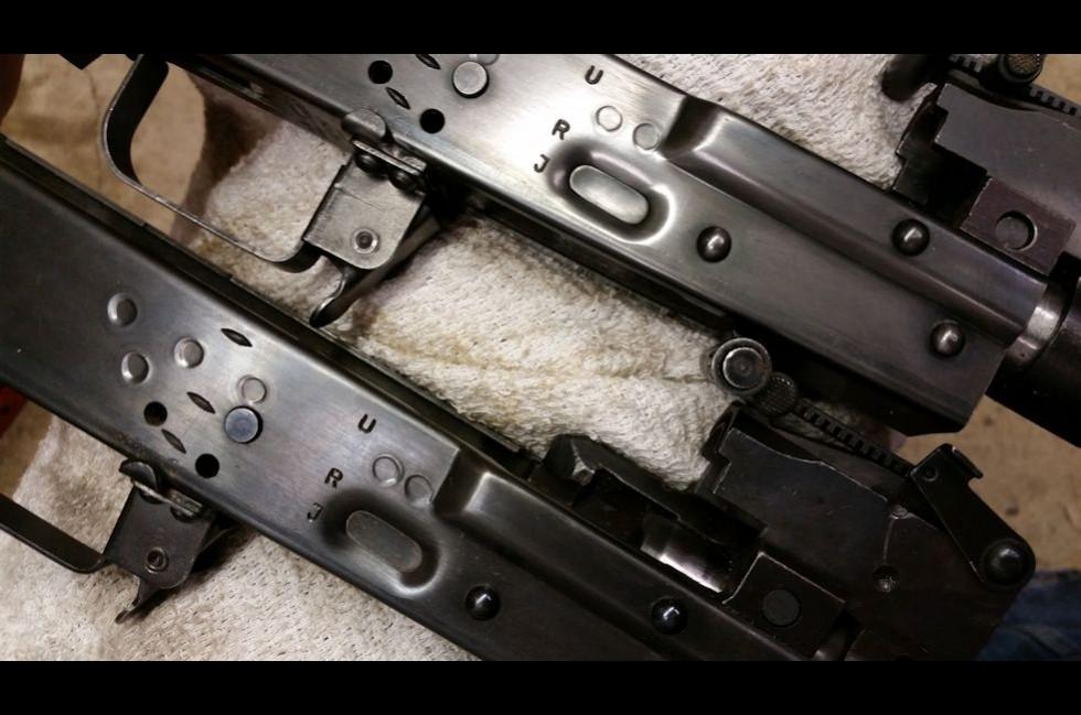 M72 Yugo Build Pic 6
