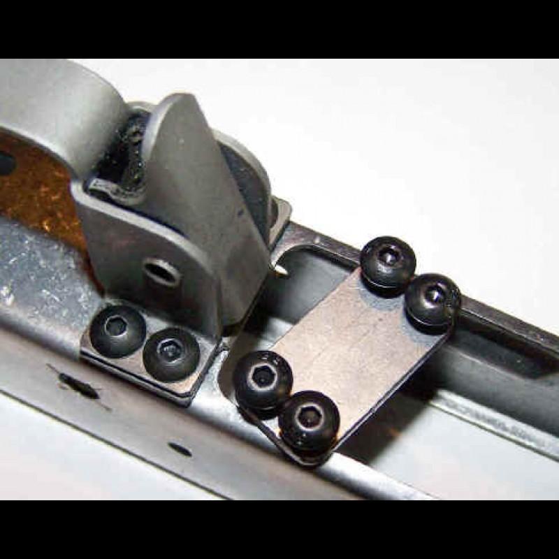 Ak Builder Trigger Guard Screw Plate See more ideas about ak pistol, ak builder, security gear. ak builder trigger guard screw plate