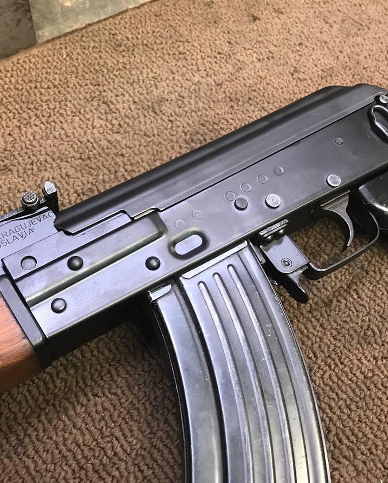 In Range Inc Yugo M70