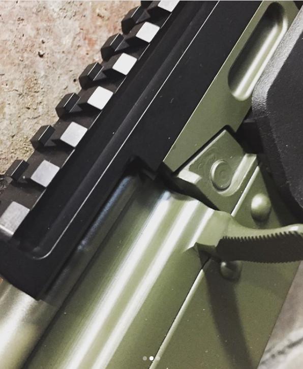 Meridian Ordnance - Custom AKM build Carrier Barrel Pin